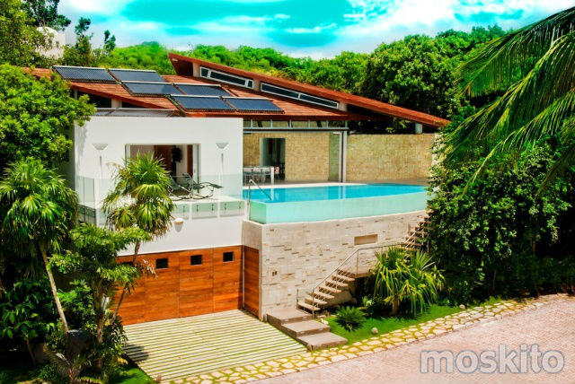 Real Estate Playa del Carmen Mexico: Kite House