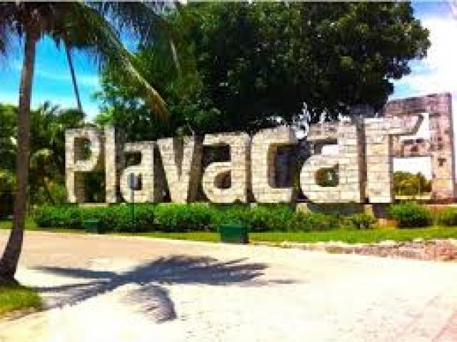 Beautiful lot for sale! in Playacar Phase II – Lot