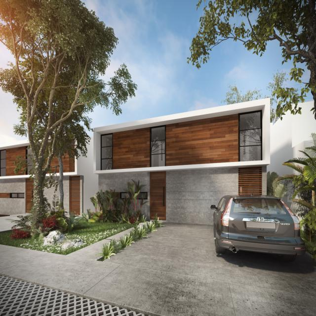 Beautiful 3 bedroom house in a new exclusive Residential – Home