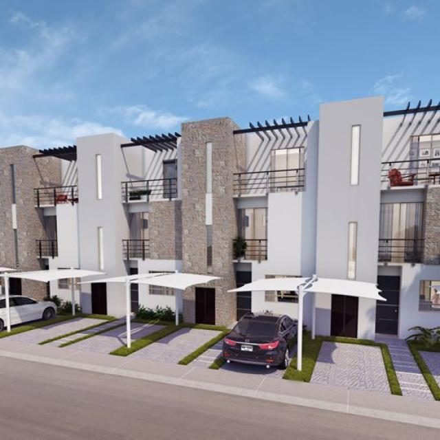 House with Home Automation, Located in the heart of Playa – Condo
