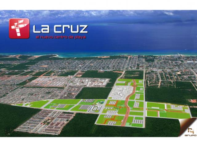Lot of 158sq mts in the fastest growing area in Playa del Carmen – Lot
