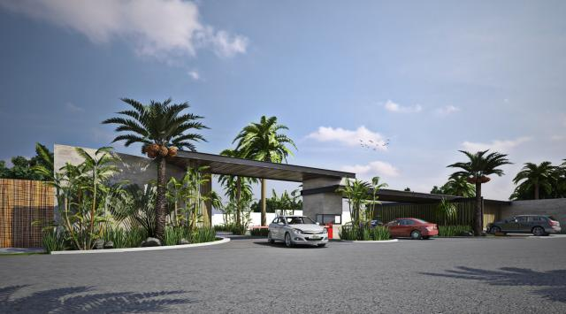 Single house lot in a new and exclusive residential development – SingleFam Lot