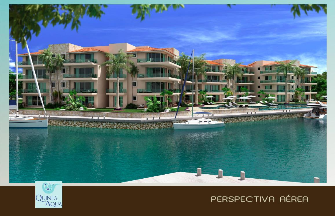 Quintas Aqua 2 Bedroom + Studio