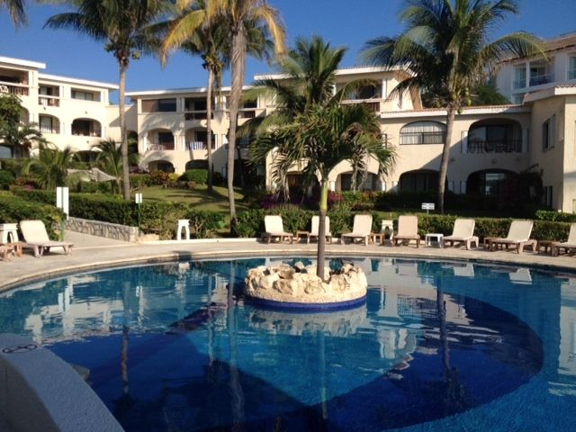 OCEAN FRONT CONDO IN PLAYACAR PHASE I*