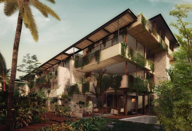 Amazing 3 Bedroom Penthouse Surrounded by the Jungle – Condo