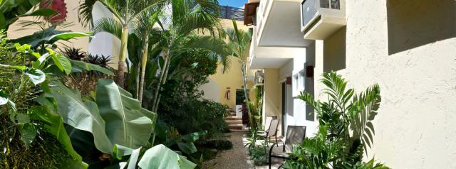 Attractive Hotel for sale in downtown Tulum. – Home