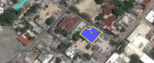 Property for investment in the heart of Playa del carmen – Lot