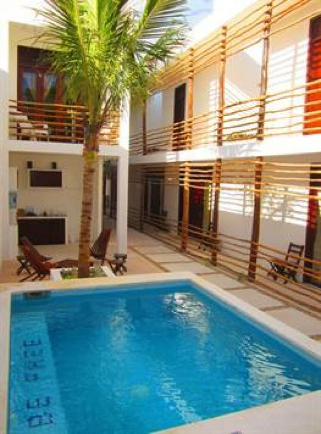 9 Bedroom Hotel in the center of Tulum – Commercial