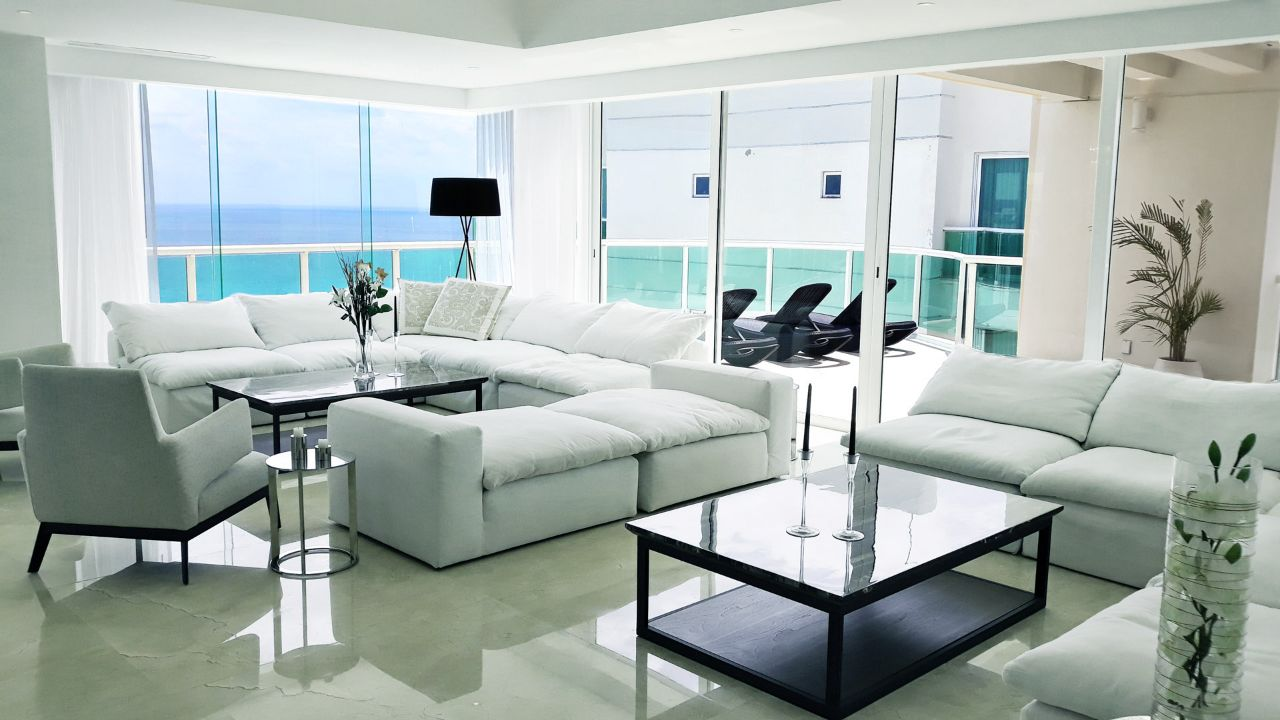 CANCUN'S MOST BEAUTIFUL PENTHOUSE FOR SALE ON THE HOTEL ZONE*, Suite PH