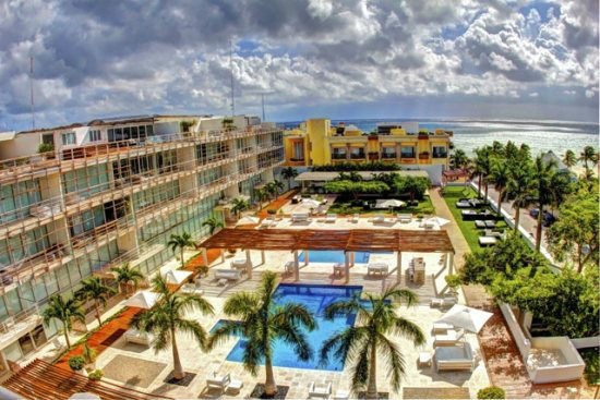 Condo with Ocean View for Sale Playa del Carmen Downtown